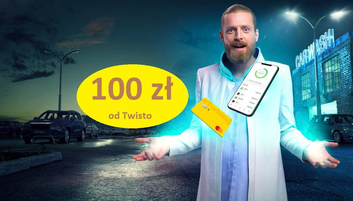 Karta Twisto zamiast pożyczki? I bonus 100 zł do sklepów z Twisto!