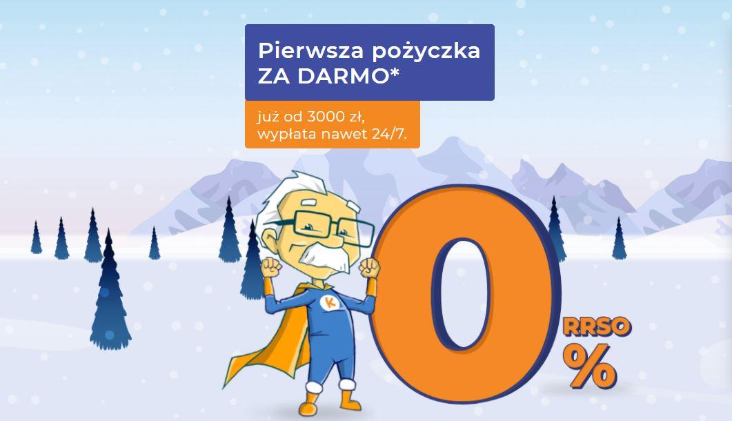 🔥Kuki promocja, pierwsza pożyczka od 3000 do 5000 zł na 30 dni gratis