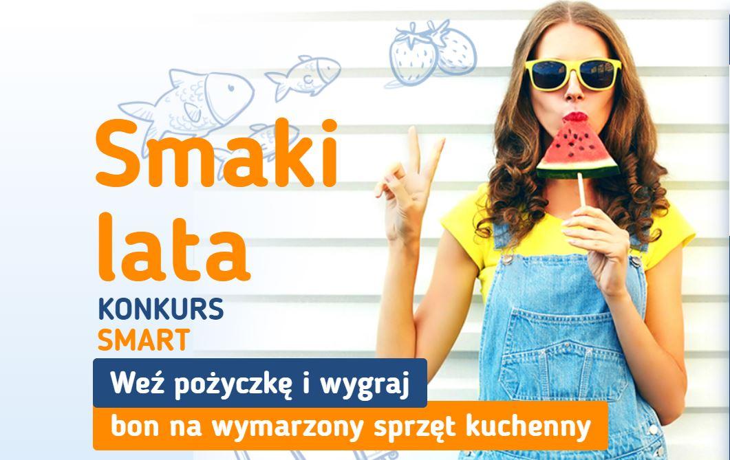 Smart Pożyczka wygraj 1000 zł do RTV i AGD