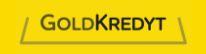 Gold Kredyt logo