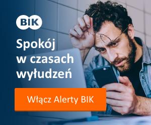 Alerty BIK