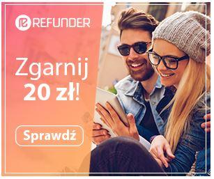 Refunder zwrot za zakupy w internecie